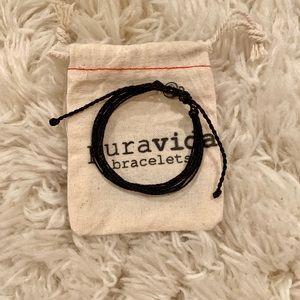 Pura Vida black bracelet